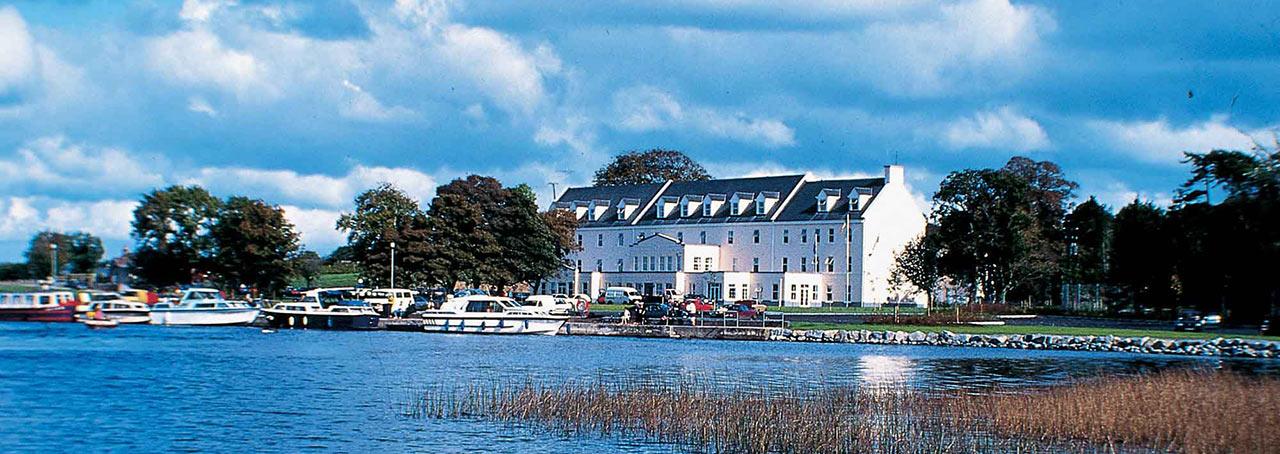 Hodson Bay Hotel Athlone Spa